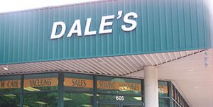 Dale's Sales and Service